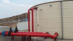 Fire Fighting Sprinkler Water Tanks