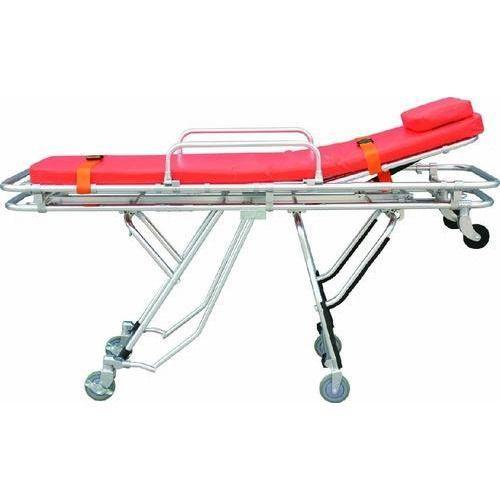 Hospital Stretcher - Patient Stretcher Trolley Manufacturer from Chennai