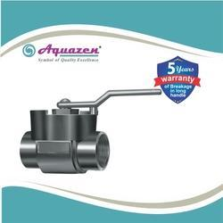 PP Single Piece Ball Valve