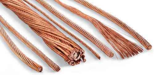 Bare Copper Wire, Earthing - Vs Metals, Mumbai | ID: 11208037097