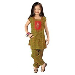 Sanganeri Cotton Salwar Suit Dress 104C