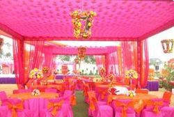 s k decorators - service provider of flower decorators & stage