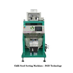 Chilli Seed Sorting Machines