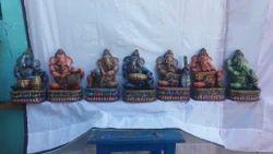 Musical Ganesha Statue