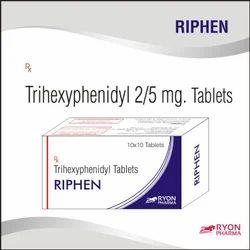 Trihexyphenidyl Hydrochloride Tablet