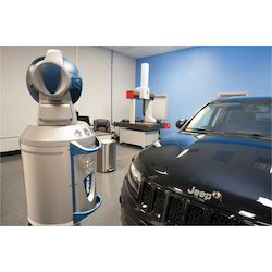 3D Laser Tracker Inspection Service