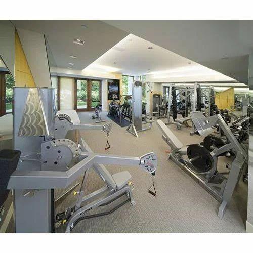 Gym interior designers service health club interior designers