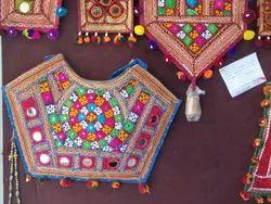 Handmade Beaded Sling Bag