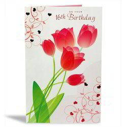 Birthday Greeting Card In Jaipur