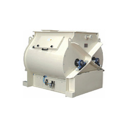 PMIX Double Shaft Paddle Mixer, Capacity: 10 to 1000 kg