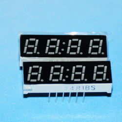 Seven Segment Clock Display Module