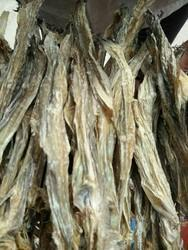 Dry fish for food Golden Bomil fish