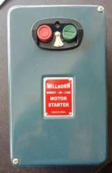 Millborn Three Phase DOL Starter, 440 Volt