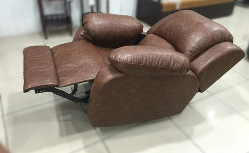 Single Recliner Sofa