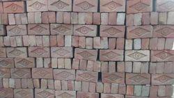 Sqaure Clay Bricks