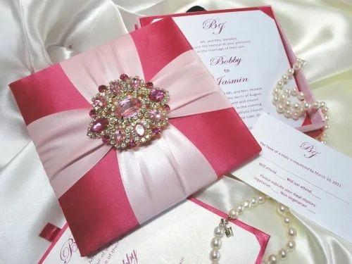 Designer Boxed Wedding Invitations Indian Wedding Box Exporter