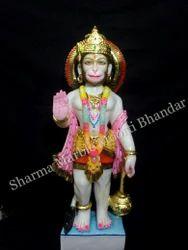 Religious Hanuman Sculpture