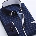 Mens Dotted Shirt