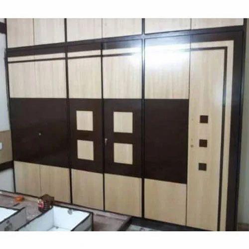 Fancy Bedroom Wardrobe Plywood Wall Almirah Designs: Modern Wall Wardrobe At Rs 2500 /piece