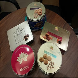 Tin Containers for Chocolates & Confectionery