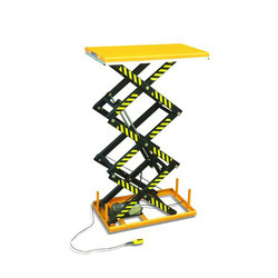 HT-Series Larger Scissor Lift Table