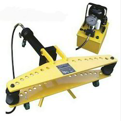Motorized Hydraulic Pipe Bender