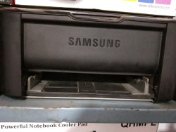 Colored Samsung Scanner