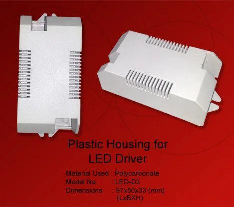 DW3 LED Driver Housing
