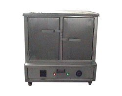 Stainless Steel Idli Steamer-Double Door