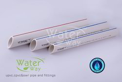 UPVC Plumbing Pipe, Size/Diameter: 1 inch, for Drinking Water