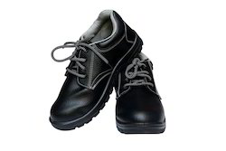 Indcare Leather zara safety shoes, steel toe