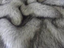 Plain Super Soft High Pile Fur Fabrics, Clothing And Home Furnishing