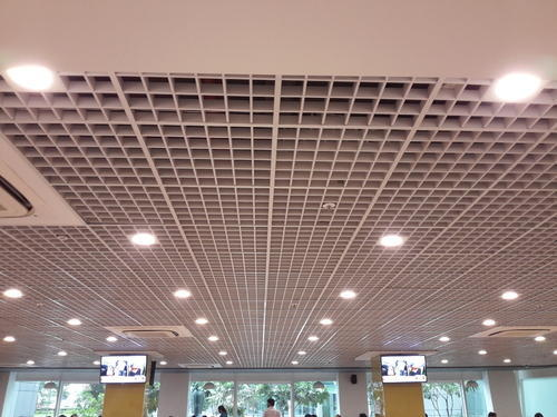 Baffle Ceiling Cell Ceiling Manufacturer From Mumbai