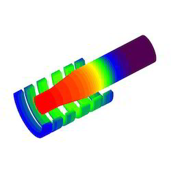 3D Rendering Non Linear Analysis Service