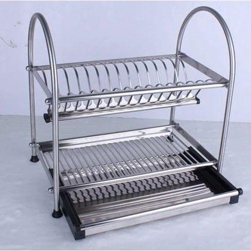 Plate Storage Rack प ल ट र क In, Plate Storage Rack