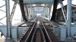 Pamban Bridge Gauge Conversion