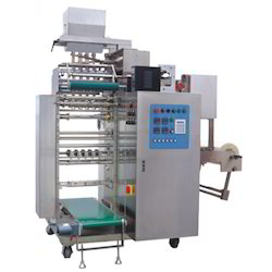 1.5 kW Liquid Pouch Packing Machine