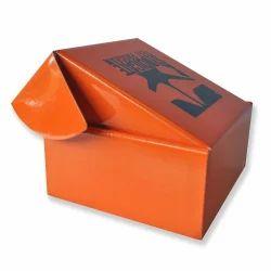Square Kraft Paper Laminated Corrugated Box For Multi-Purpose