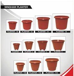 Plastic Planters