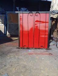 Metal Window Door, Digital