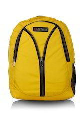 Yellow Trendy Laptop Bag