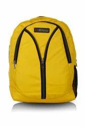 Yellow Trendy Laptop Bag