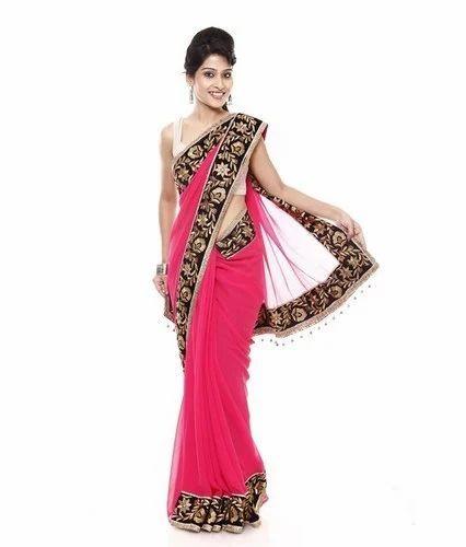 6d4c3f8969 Indian Wedding Saree at Rs 1600 /piece(s) | Indian Wedding Saree ...