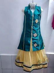 Kabali Children Girls Dress, Size: 26.0