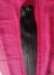 Natural Temple Straight Hair