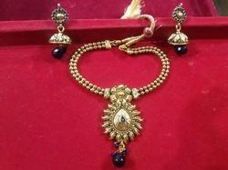 Antique Set With Earrings