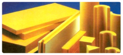 Yellow PUF Slabs, Thickness: 25 mm