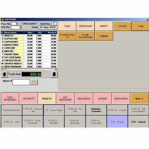 indian restaurant billing software free download