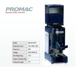 Promac Expresso Coffee Machine