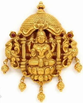 Antique Jewellery Silver Antique Nagas Pendant
